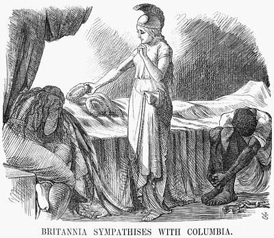 Death Of Lincoln, 1865 Print by Granger