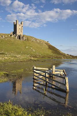 Dunstanburgh Photograph - Dunstanburgh Castle Northumberland by John Short