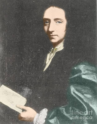 Edmond Halley, English Polymath Print by Science Source