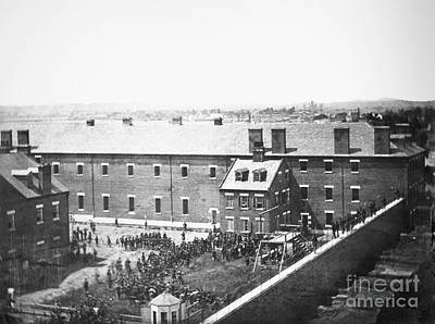 Mary Powell Photograph - Execution Of Conspirators by Granger