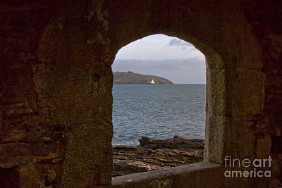 Falmouth Harbour  Print by Brian Roscorla