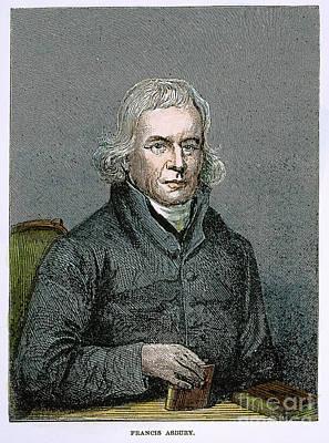 Francis Asbury (1745-1816) Print by Granger