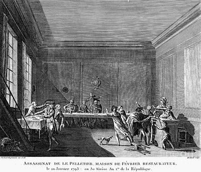 French Revolution, 1793 Print by Granger