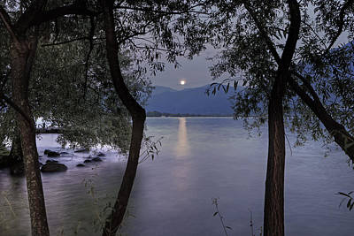 Full Moon Print by Joana Kruse