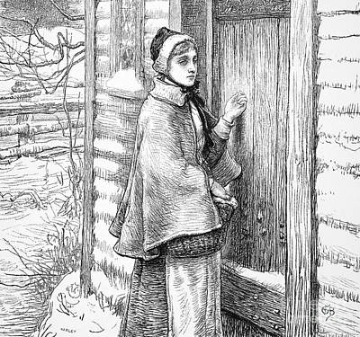 Longfellow: Standish Print by Granger