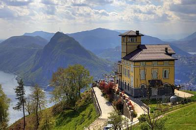 Switzerland Photograph - Lugano by Joana Kruse