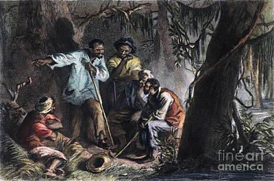 Nat Turner (1800-1831) Print by Granger