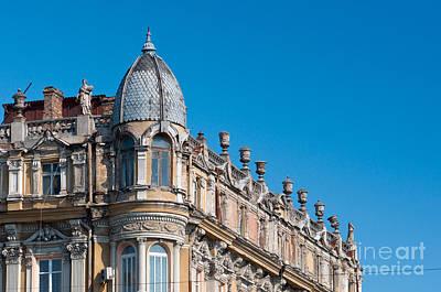 Ukrainian Baroque Photograph - Odessa by Andrew  Michael