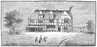 Shakespeare: House Print by Granger