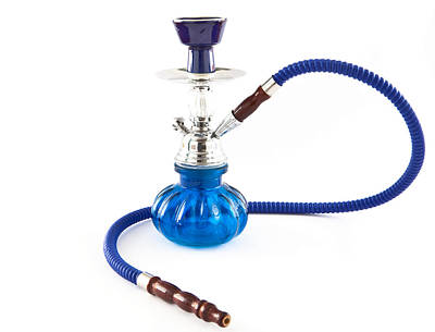 Custom Glass Photograph - Shisha by Tom Gowanlock
