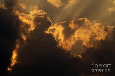 Sky Print by Odon Czintos