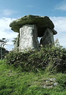 Megalith Photograph - Standing Stones, Wales by Cordelia Molloy