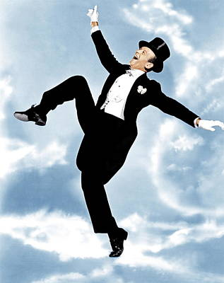 The Belle Of New York, Fred Astaire Print by Everett
