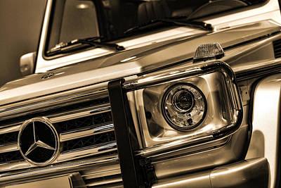 2012 Mercedes Benz G-class Original by Gordon Dean II