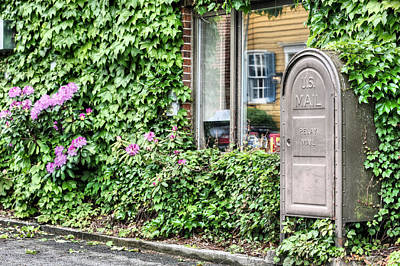 Mail Box Photograph - 22747 by JC Findley