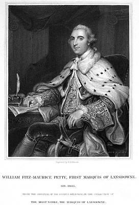 2nd Earl Of Shelburne Print by Granger