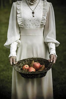 Jewellery Photograph - Basket With Fruits by Joana Kruse
