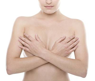 Breast Self-examination Print by