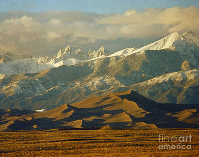 Crestone Photograph - Colorado: Sand Dunes by Granger