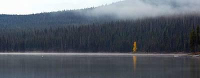 Elk Lake Oregon Print by Twenty Two North Photography