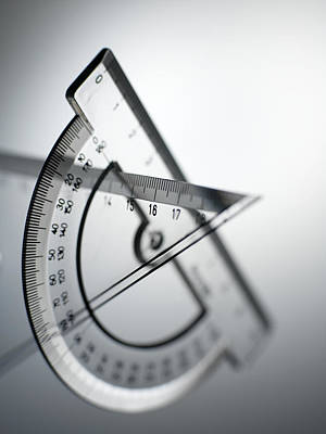 Technical Photograph - Geometry Set by Tek Image