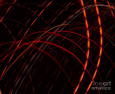 Light Print by Odon Czintos