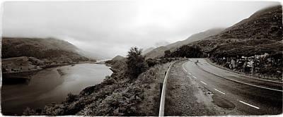 Loch Leven Print by Jan W Faul