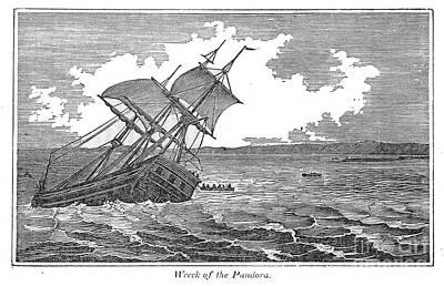 Pitcairn Island Print by Granger
