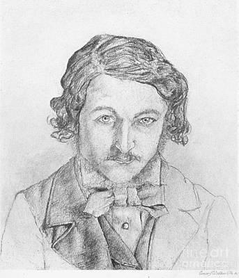Self-portrait Photograph - William Morris (1834-1896) by Granger