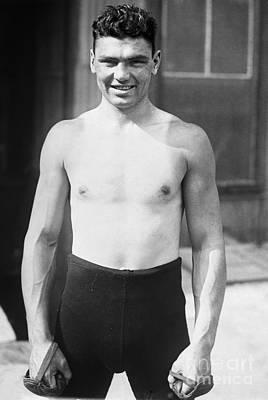 Jack Dempsey Photograph - Jack Dempsey (1895-1983) by Granger