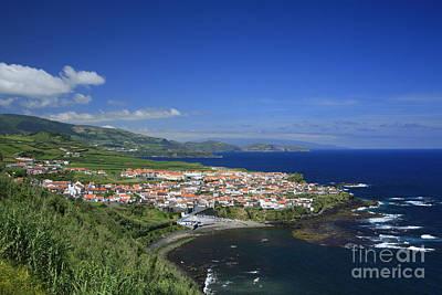 Maia - Azores Islands Print by Gaspar Avila