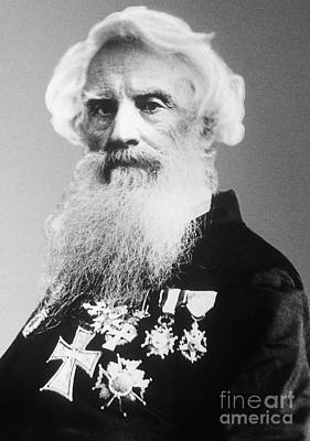Samuel Morse, American Inventor Print by Science Source