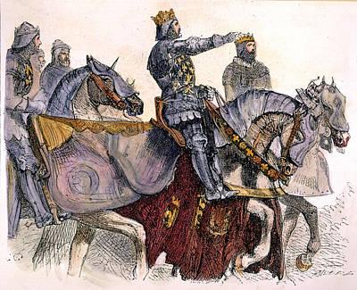 Hal Photograph - Shakespeare: King Henry Iv by Granger