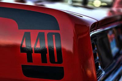 440 Cuda Original by Gordon Dean II