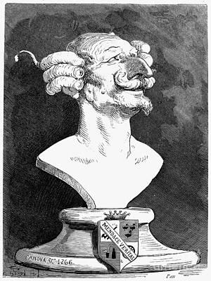 Baron M�nchhausen Print by Granger