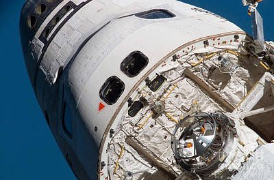 Space Shuttle Atlantis Print by Stocktrek Images
