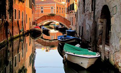 Venice Print by Barbara Walsh