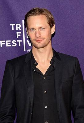 Tribeca Film Festival Premiere Photograph - Alexander Skarsgard At Arrivals by Everett