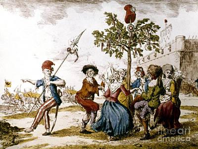 French Revolution, 1792 Print by Granger