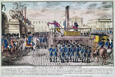 Louis Xvi (1754-1793) Print by Granger