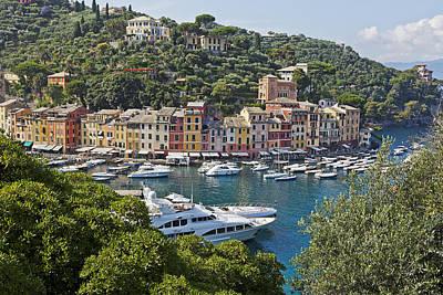 Genoa Photograph - Portofino by Joana Kruse