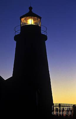 Pemaquid Point Lighthouse Print by John Greim