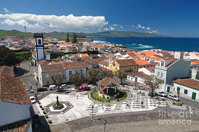 Ribeira Grande - Azores Print by Gaspar Avila