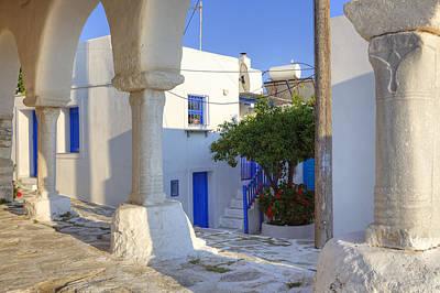 Paros - Cyclades - Greece Print by Joana Kruse