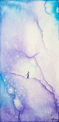 Painting - A Glimpse Of Glory by Margarita Puckett