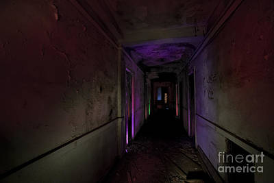 West Texas Photograph - A Hallway To Nowhere by Keith Kapple