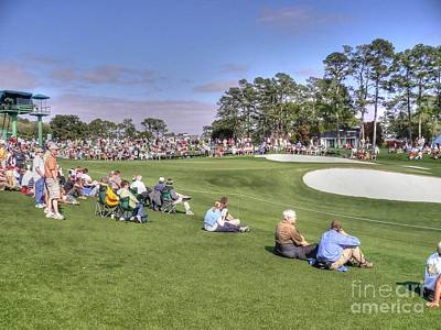 Augusta Golf Photograph - A Tradition Like No Other... by David Bearden