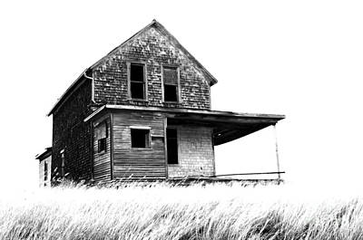 Abandoned Houses Photograph - Abandoned And Alone 2 by Bob Christopher