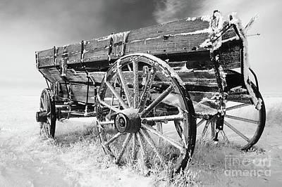 Farming Nostalgia Original by Bob Christopher