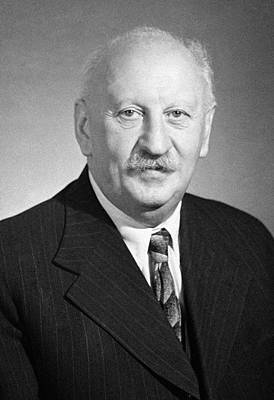 Technical Photograph - Abram Jaffe, Soviet Physicist by Ria Novosti